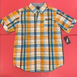 Boys Button-Down Shirt